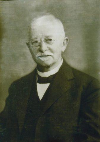 Marius Haunstrup fra Grønbech og Sønner